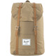 Herschel Retreat Rygsæk beige/brun